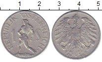 Изображение Дешевые монеты Европа Австрия 1 сольдо 1976 Цинк XF