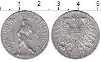 Изображение Дешевые монеты Австрия 1 сольдо 1952 Цинк XF