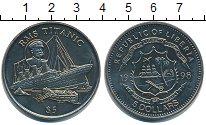 Изображение Монеты Африка Либерия 5 долларов 1998 Медно-никель UNC