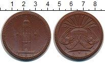 Изображение Монеты Германия : Нотгельды 10 марок 1921 Фарфор UNC Мейсен