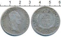 Изображение Монеты Германия Саксония 1/3 талера 1812 Серебро VF
