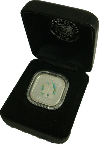 Изображение Подарочные монеты Австралия и Океания Австралия 50 центов 2005 Серебро Proof