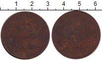 Изображение Монеты Нидерландская Индия 2 1/2 цента 1926 Бронза F
