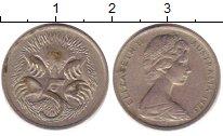 Изображение Дешевые монеты Австралия и Океания Австралия 5 центов 1975 Медно-никель XF-