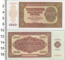Изображение Банкноты Германия 1000 марок 1948  UNC-