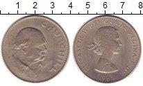 Изображение Монеты Европа Великобритания 5 шиллингов 1965 Медно-никель XF