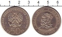 Изображение Монеты Европа Польша 50 злотых 1981 Медно-никель UNC-