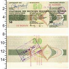 Изображение Банкноты ГДР 50 марок 0  UNC-