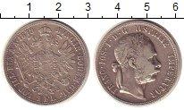 Изображение Монеты Австрия 1 флорин 1879 Серебро XF