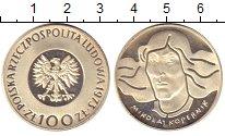 Изображение Монеты Польша 100 злотых 1973 Серебро Proof-