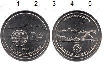 Изображение Монеты Европа Португалия 2 1/2 евро 2008 Медно-никель XF