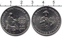 Изображение Монеты Европа Португалия 2 1/2 евро 2012 Медно-никель XF