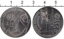 Изображение Монеты Португалия 2 1/2 евро 2012 Медно-никель XF