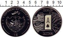 Изображение Монеты Австралия и Океания Палау 1 доллар 2008 Медно-никель UNC-