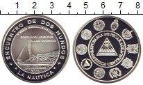 Изображение Монеты Северная Америка Никарагуа 10 кордоба 2002 Серебро Proof-