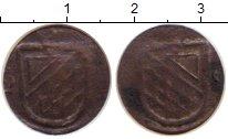 Изображение Монеты Цюрих 1 геллер 0 Серебро VF