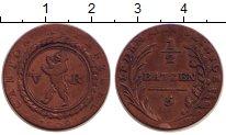 Изображение Монеты Швейцария Аппенцелль-Ауссероден 1/2 батзена 1808 Серебро VF
