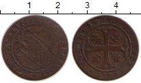 Изображение Монеты Германия Берн 1/2 батзена 1776 Серебро VF