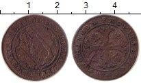 Изображение Монеты Германия Берн 1/2 батзена 1788 Серебро VF