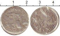 Изображение Монеты Европа Литва 1/2 гроша 0 Серебро VF