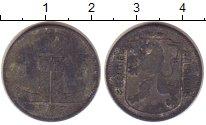 Изображение Монеты Бельгия 1 франк 1942 Цинк VF