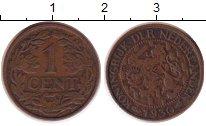 Изображение Монеты Европа Нидерланды 1 цент 1930 Бронза XF