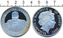 Изображение Монеты Великобритания Остров Джерси 5 фунтов 2006 Серебро Proof