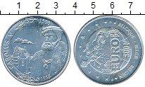 Изображение Монеты Бельгия 500 франков 2004 Серебро UNC