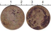 Изображение Монеты Германия Пруссия 1/12 талера 1764 Серебро VF