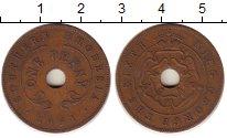 Изображение Монеты Родезия 1 пенни 1951 Бронза XF