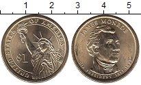 Изображение Мелочь Северная Америка США 1 доллар 2008 Медно-никель UNC-