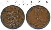 Изображение Монеты Остров Джерси 1/12 шиллинга 1931 Медь XF