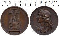 Изображение Монеты Европа Франция Медаль 1844 Медь XF