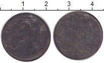 Изображение Дешевые монеты Бельгия 1 франк 1946 Цинк VF