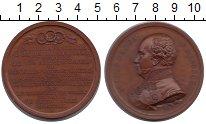 Изображение Монеты Бельгия Медаль 1839 Медь UNC-