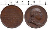 Изображение Монеты Европа Франция Медаль 1823 Медь UNC-
