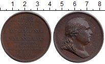 Изображение Монеты Европа Франция Медаль 1815 Медь UNC-