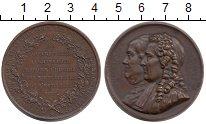 Изображение Монеты Франция Медаль 1833 Медь XF