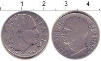 Изображение Монеты Италия 20 сентесим 1940 Никель XF Витторио Имануил III