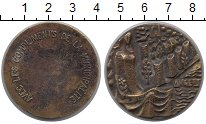 Изображение Монеты Европа Франция Медаль 0 Латунь VF