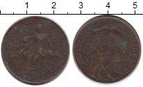 Изображение Монеты Франция 5 сентим 1913 Медь VF