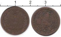 Изображение Монеты Европа Нидерланды 1 цент 1878 Бронза VF