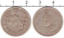 Изображение Монеты Азия Иран 1 кран 1914 Серебро VF