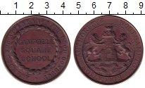 Изображение Монеты Великобритания Медаль 1912 Бронза UNC-