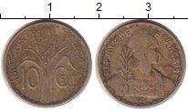 Изображение Монеты Франция Индокитай 10 центов 1941 Медно-никель VF