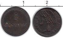 Изображение Монеты Европа Франция жетон 0 Медь XF