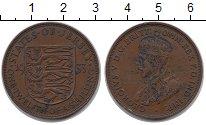 Изображение Монеты Остров Джерси 1/12 шиллинга 1933 Бронза XF