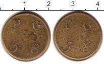 Изображение Монеты Великобритания жетон 0