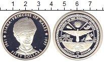 Изображение Монеты Маршалловы острова 50 долларов 1997 Серебро Proof