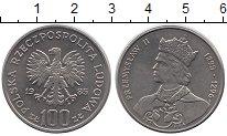 Изображение Монеты Польша 100 злотых 1985 Медно-никель UNC-